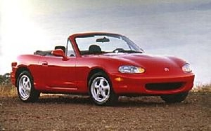Mazda MX5 Miata (1991-2005) Workshop Manual