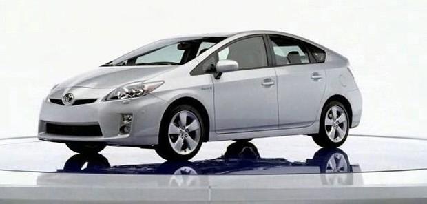 Toyota Prius (2010) Workshop Service Repair Manual