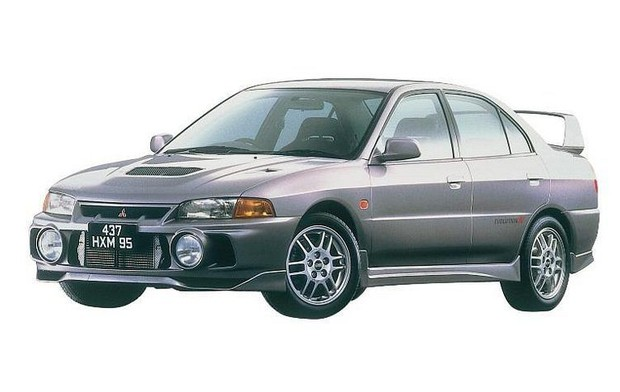 Mitsubishi Evo IV & V (1996-1998) Workshop Manual