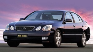 GS300 (1997-2004) Workshop Manual