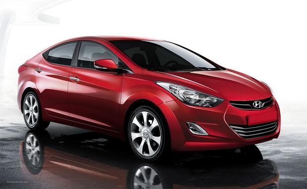 Hyundai Elantra 1.8 MPI (MD) (2011-2013) Workshop Manual
