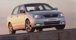 Toyota Corolla (2003-2008) Workshop Service Repair Manual