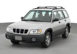 Subaru Forester (1999-2002) Workshop Service Repair Manual