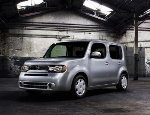 Nissan Cube (2009) Workshop Manual