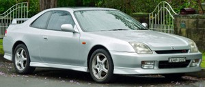 Honda Prelude (1997-2001) Workshop Manual