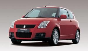 Suzuki Swift and Swift Sport (2004-2010) Workshop Manual