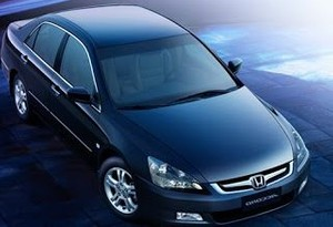 Honda Accord (2003-2007) Workshop Manual