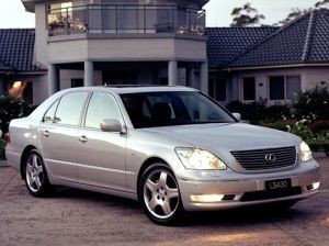 Lexus LS430 (2000-2006) Workshop Manual