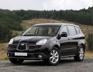 Subaru Tribeca B9 (2005-2007) Workshop Service Repair Manual