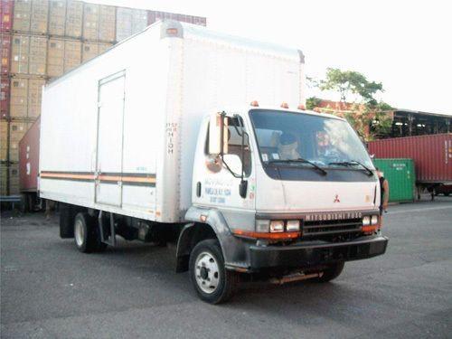 MITSUBISHI FUSO WIS (1998-2005) Part 2