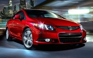 Honda Civic, HF & Si WIS (2012)