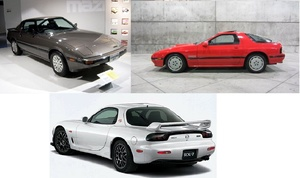 Mazda RX7 (1979-1995) Workshop Manual