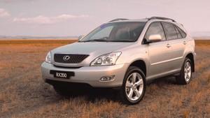 Lexus RX300,330,350,400h (2003-2008) Workshop Manual