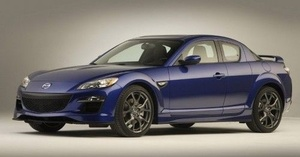 Mazda RX8 (2003-2008) Workshop Service Repair Manual