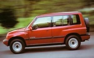 Suzuki Vitara (1989-1998) Workshop Manual
