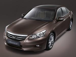 Honda Accord & Crosstour WIS (2012)