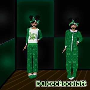 Kid St Patrick 4 -PSD + RESELL RIGHT-