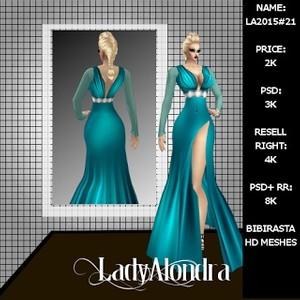 Lola Dress File