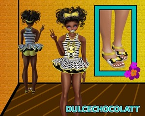Kid Bee -PSD + RESELL RIGHT-