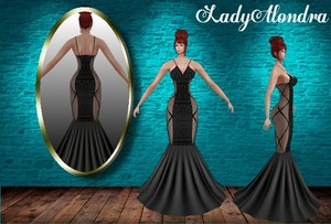 ONIX DRESS FILE PSD + RESELL RIGHT