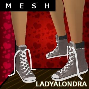 Sneakers Mesh