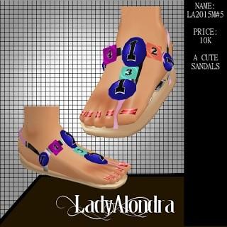 Sandal Shoes Mesh