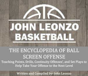 The Encyclopedia of Ball Screen Offense