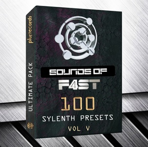 SYLENTH PRESETS (Sounds Of F4ST)