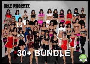 30+ Bundle and extra colours