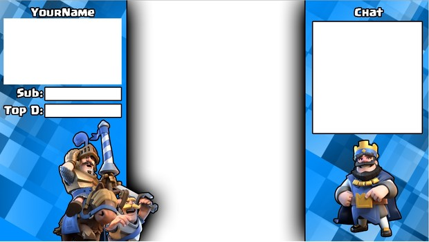 Clash Royale Overlay For Twitch