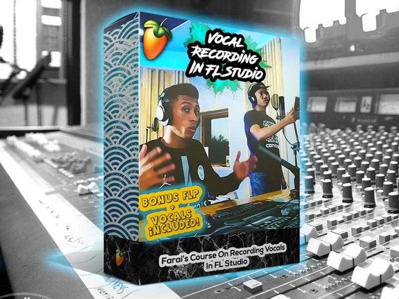 Vocal Recording Video Course For FL Studio 🌊
