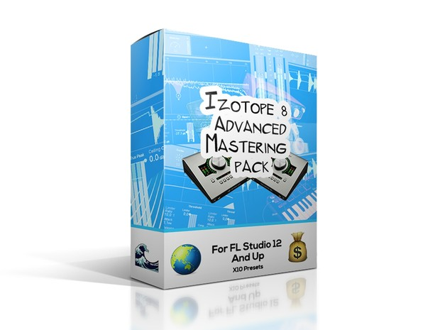 Ozone World Mastering Presets (Ozone 8 Advanced)