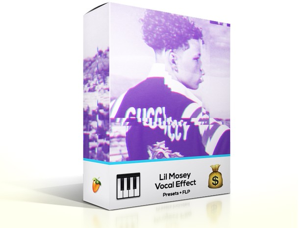 Lil Mosey Vocal Effect (FREE VST's USED)