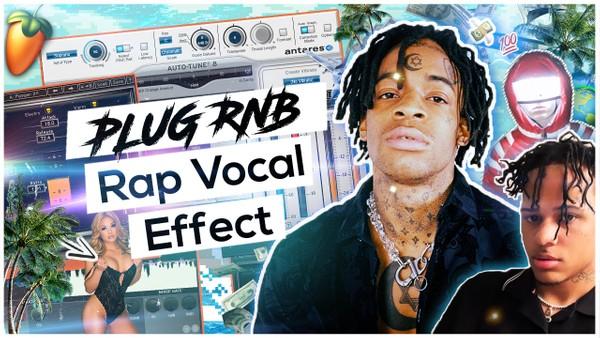 PluggnB Vocal Effect (PLUG Wave) 🔌