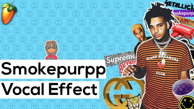 Smokepurpp Vocal Effect
