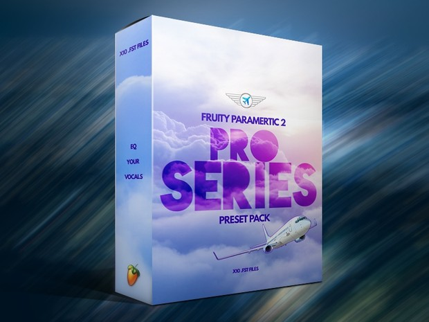 Pro Series Vocal Preset Pack (Fruity EQ's)