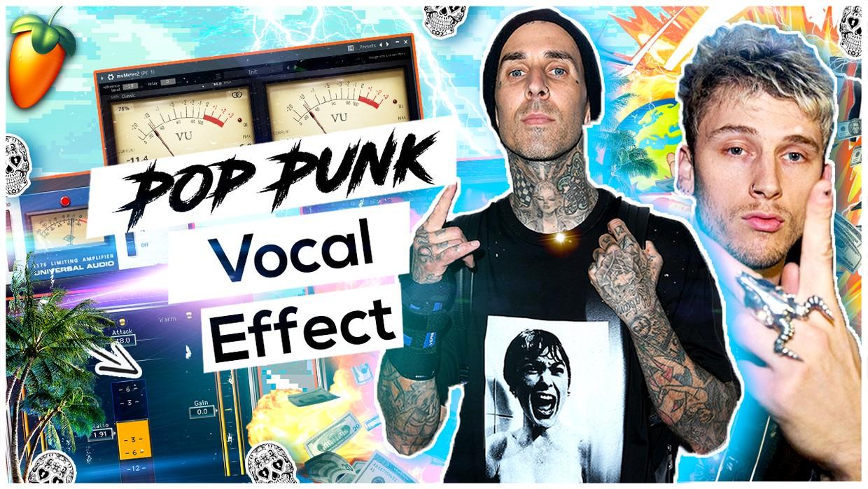 Pop Punk Vocal Effect 🎲