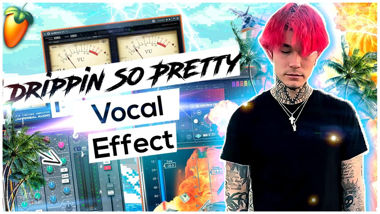 Drippin So Pretty Vocal Effect ❄️