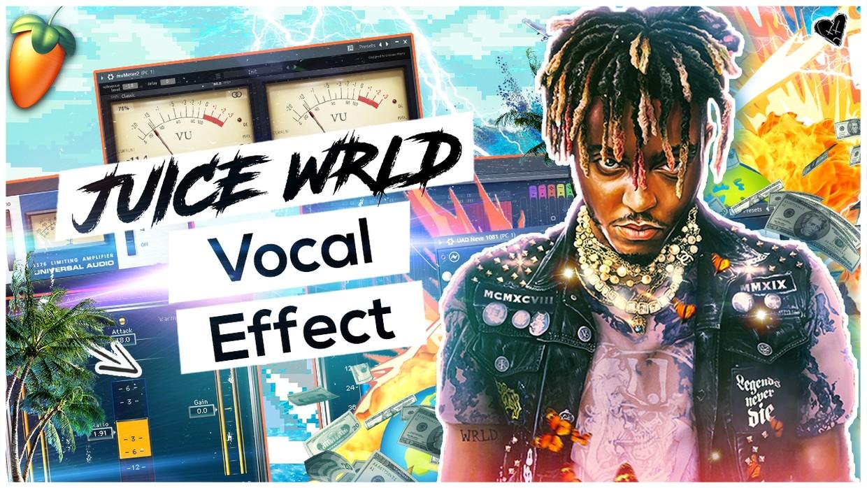 Juice WLRD Vocal Effect (Legend Wave) ⚡🌊