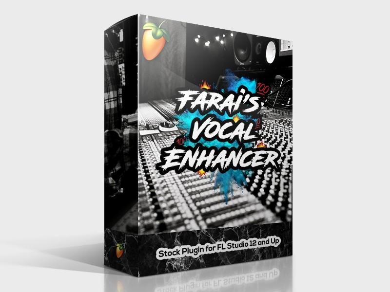 Farai's Vocal Enhancer 🔥 (Stock FL Studio Plugin)