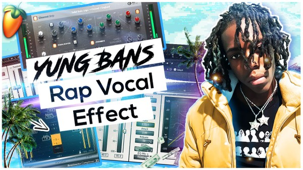 Yung Bans Vocal Effect (Euphoric Wave)
