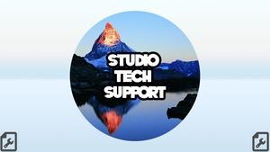 Studio Tech Support