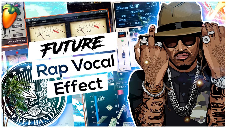 Future Rap Vocal Effect (Pluto Wave) 🍇