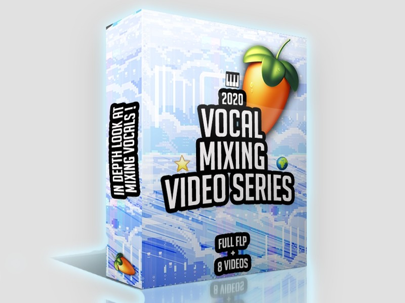 Vocal Mixing In FL Studio Video Course 🍀