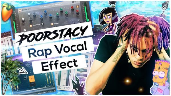 Poorstacy Vocal Effect (Punk Wave)