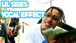 Lil Skies Recording Template