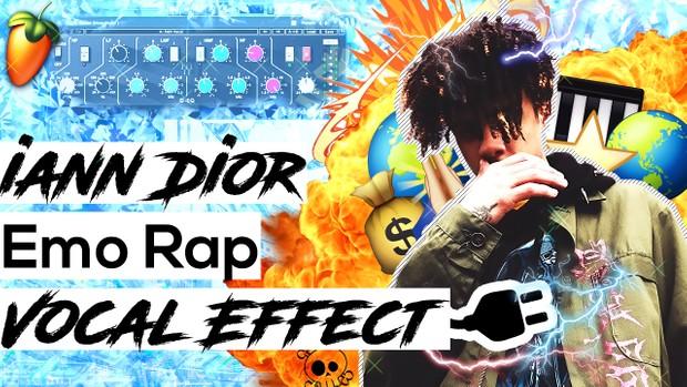 Iann Dior Vocal Effect