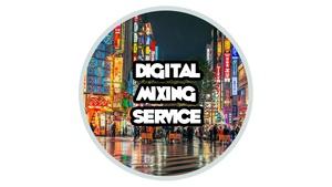 Digital Mixing Service (X1 Track)