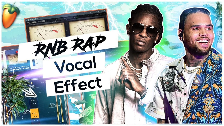 Pro Series Rap Vocal Effect (Top 40 Wave) ⭐⭐