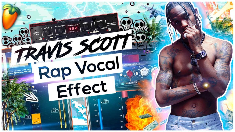 Travis Scott Vocal Effect (2020 Wave) 🔥🌪